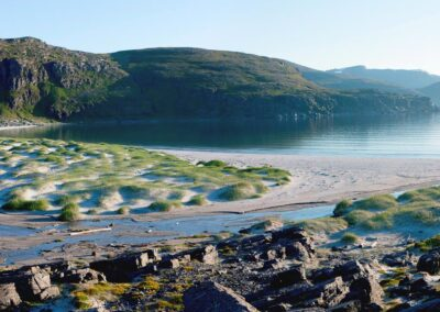 Akkarfjord - Eidegården